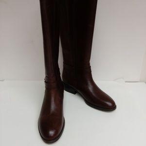 Lauren Ralph Lauren Women's Boot Dark Brown Size 7